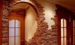 Применение натурального камня в строительстве и отделке